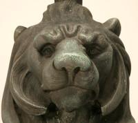 Lion Lantern Textures