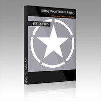 Military Decal Texture Pack 1