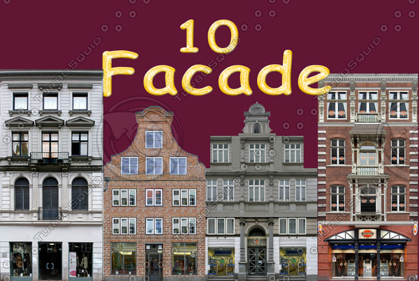 Facade collection 1