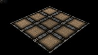 Tileable Floor material