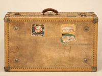 Old Suitcase Texture Set