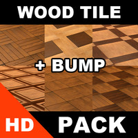 Wood flooring collection