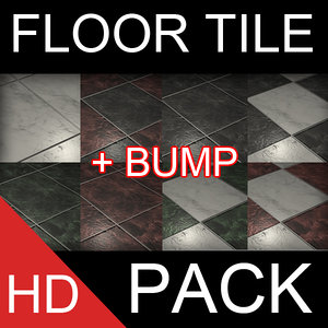 Floor tile collection