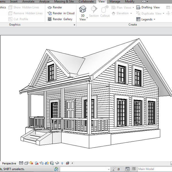 Building Other Revit House Architecture