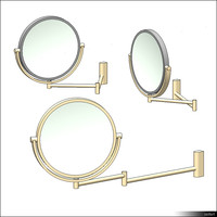 Makeup Mirror Wall Mount 01213se