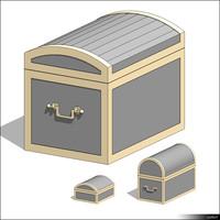 Treasure Chest 01220se