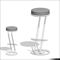 Seating Bar Stool 01242se