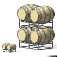 Barrel and Rack 01253se