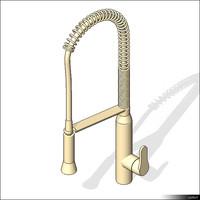 Faucet Kitchen 01298se