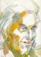 portrait of man no.1