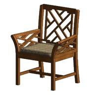 Chair- Kingston Arm