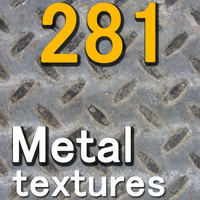281 Metal Textures