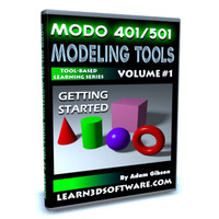 Modo 501 Modeling Tools Vol. #1