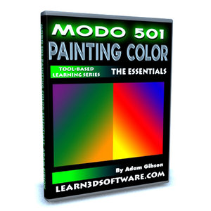 Modo 501 Painting Color