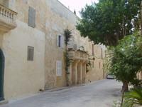 Malta Island Mdina Castle