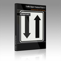 Traffic Signs Texture Pack 3