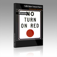 Traffic Signs Texture Pack 4