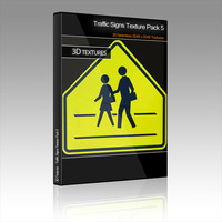 Traffic Signs Texture Pack 5