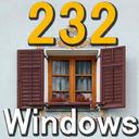 232 Window Textures