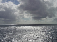 Storm Clouds at Sea