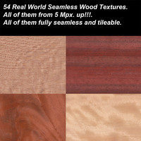 Real World Wood Seamless Textures
