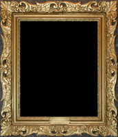 Fancy Gold Frame Texture Set