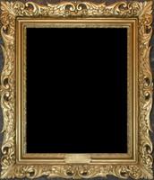 Fancy Gold Frame Texture Set