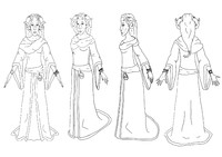 blueprint of Ginty witch