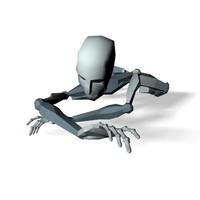 Prone crawl forward fix