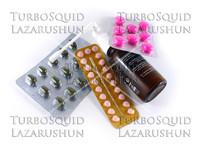 Medicines studio photo
