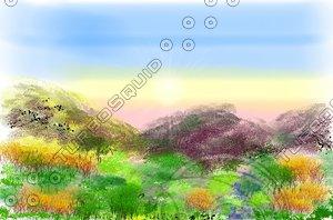 fantasy landscape19