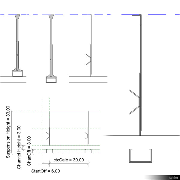 Building Other 2D Ceiling Suspended
