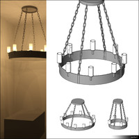 Lamp Ceiling Suspended 01270se