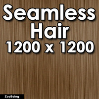 Hair 01 - Brown