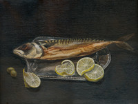 fish - mackerel