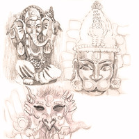 old indian gods