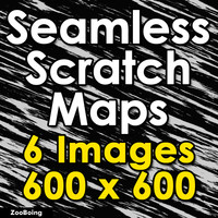 Set 007 - Scratch Maps