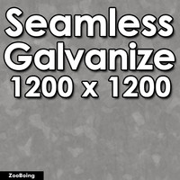 Metal 057 - Galvanized