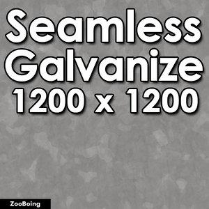 Metal 057 - Galvanized