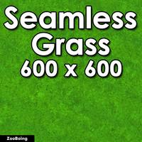 Grass 005 - Seamless Texture