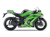 Kawasaki Ninja ZX-10R 2011 Reference Photograph Collection
