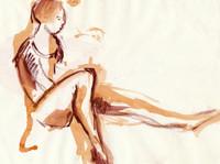 sitting ballerina 2