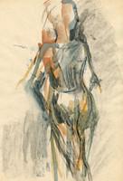 standing figure no.1