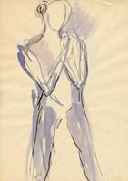 standing figure no.4
