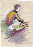 ballerina no.1