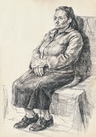 old woman (no.3)