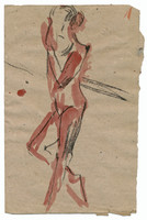 standing woman no.2