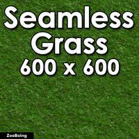 Grass 009 - Seamless Texture
