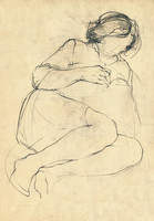 repose woman (no.2)