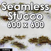 Stucco 006 - Seamless